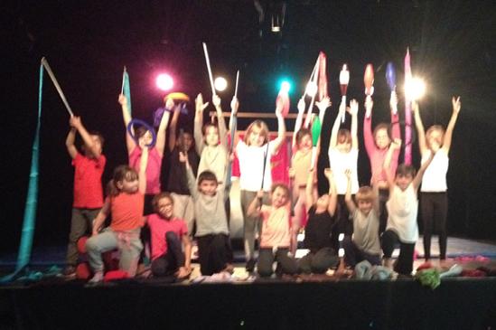 cirque.enfants.Val d'Oise