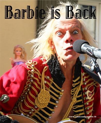 Barbie is Back